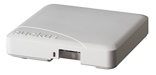 (Ruckus Wireless ZoneFlex R500 Wireless Access Point (Dual-Band 802.11ac, 2x2:2 Streams, BeamFlex+, Dual Ports, 802.3af PoE) 901-R500-US00)