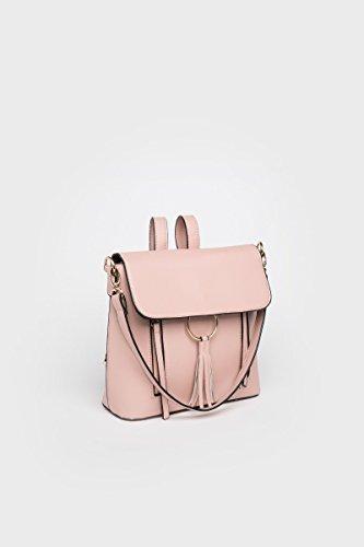 Pink Ardene Crossbody Backpack Women's Bag Tassel X6nPZxg6