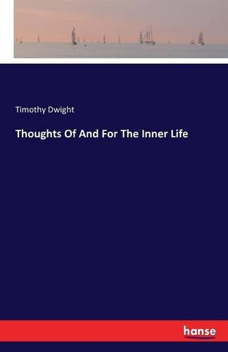 Download Thoughts Of And For The Inner Life pdf epub
