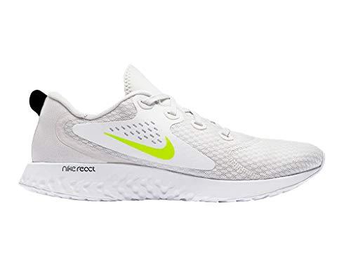 sneakers groot grijs 071 React Legend top Nike veelkleurig wit volt Low HAaqIxg