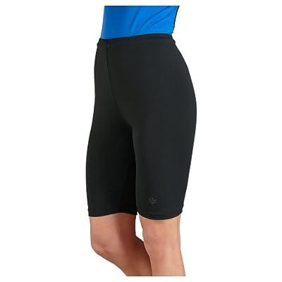 Coolibar UPF 50+ Women's Swim Shorts - Sun Protective