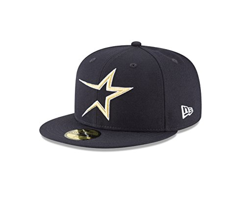 New Era 59Fifty Hat Houston Astros Cooperstown 1994 Wool Navy Blue Fitted Cap (7 5/8)