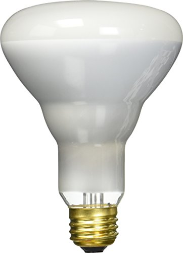 (Westinghouse 0423500, 65 Watt, 130 Volt Frosted Incand BR30 Light Bulb, 2000 Hour 650)