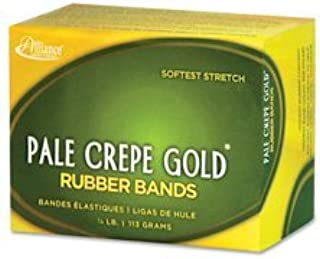 "product image for Rubber Bands,Size 117B,1/4lb,7""x1/8"",Approx. 75/BX,NL, Sold as 1 Box, 75 Each per Box"