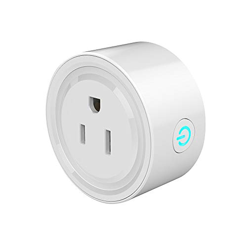 ️ Yu2d ❤️❤️ ️Smart Power Socket WiFi Wireless Mini Switch Remote Control Timer Outlet US Plug ()