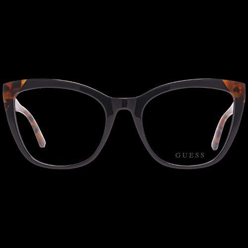 Guess GU2674 Eyeglass Frames - Black Frame, 53 mm Lens Diameter GU267453005 (Guess Eye Glass Frames)