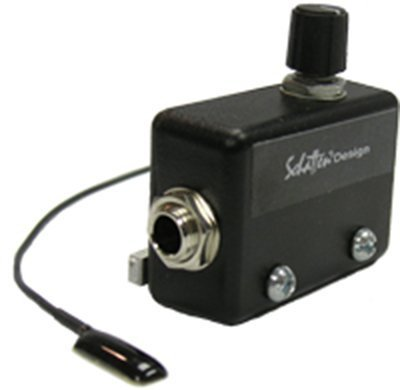 Schatten BJ-02 PRO Banjo Pickup with MVC Jack, Volume ()