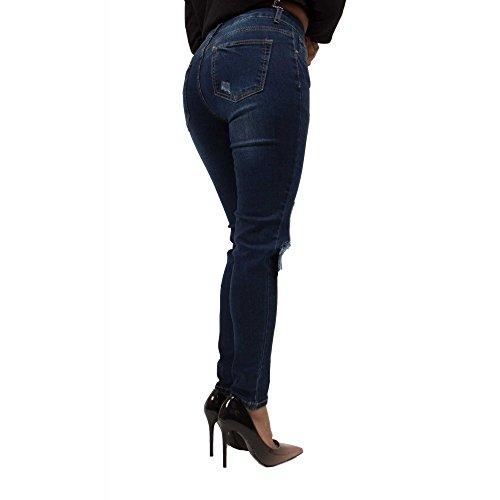 Primtex Primtex Jeans Brut Alto Alto Jeans Donna Primtex Brut Donna ZqR41wn