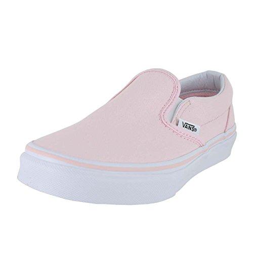 (Vans Kids K Clasic Slip ON Ballerina True White Size)