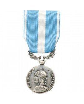 Le Comptoir Des Médailles Médaille Outre Mer Bronze Argenté - DEMO00OUMER