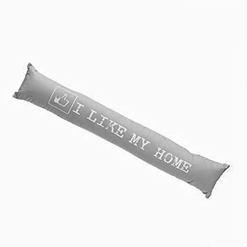 Eurowebb burlete de Puerta I Like MY Home - Cojín bajo de ...