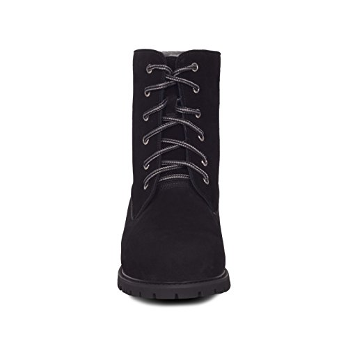 Cloud Nine Sheepskin Mens Jo-Jo Boot in Black with Sheepskin Lining 6uLbiPZaa
