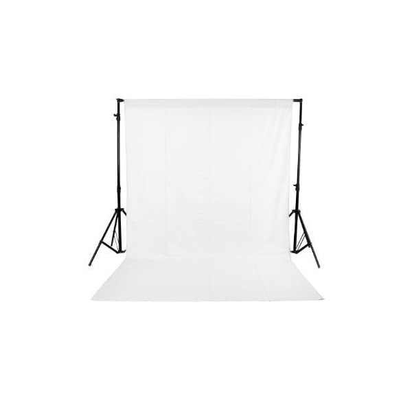 Camrox 8x12 Feet Background for Photo Studio and Outdoor Photography ||White Lekera Cloth||