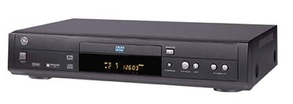 amazon com ge ge1106p dvd player electronics rh amazon com Philips DVD VCR Combo Black DVD VCR Combo eBay