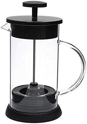Cafetera Prensa Mano Mano Cafetera Té Filtro de agua Calor ...