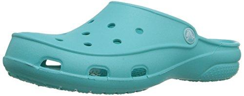 Punta Clog W Chiusa Freesail A Donna Blu pool Crocs Sandali THAWXnqT