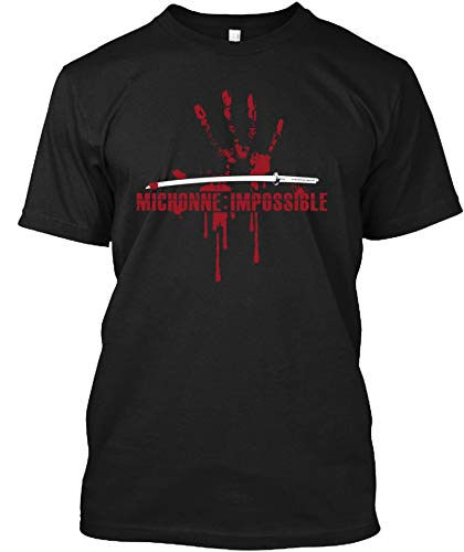 The Walking Dead - Michonne Impossible Tshirt -