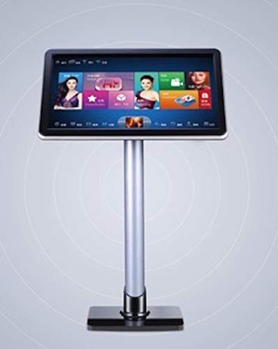 All in One Karaoke Song Machine with 22inch HD Touch Screen for Home Entertainment Karaoke System, Built-in 2TB HDD Filling More Than 4,5000 Songs, and WiFi Function. ()