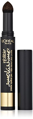 Brown Powder Eyeliner - L'Oreal Paris Infallible Smokissime Powder Eyeliner, Brown Smoke 702, 0.0