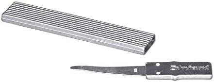 Home Xpert - Mondadientes (Hoja de Plata, Longitud con Mango: 4 cm, Longitud Total con Estuche: 5,5 cm): Amazon.es: Hogar