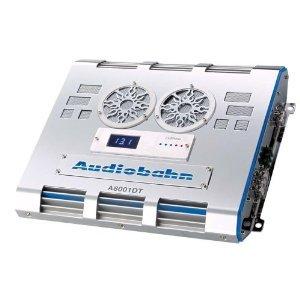 Audiobahn A8001DT, 1-Kanal High Output Class D Amplifier