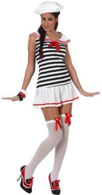 Atosa - Disfraz de marinero sexy para mujer, talla M/L (97038 ...