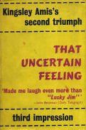 book cover of That Uncertain Feeling