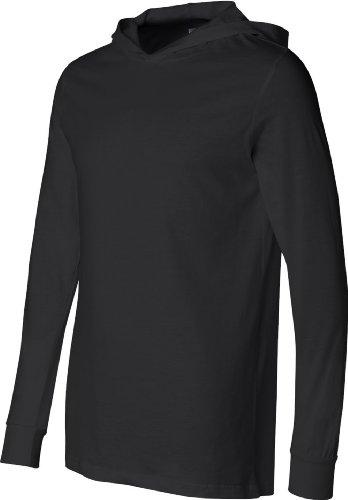 Unisex Driftwood Long Sleeve Jersey Hoodie product image