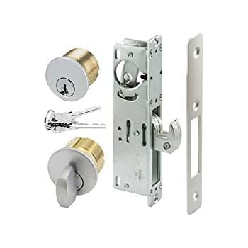 TOLEDO Lock Boxes For Sliding Gates (Weldable Steel) (Hook Deadbolt Mortise Gate Lock Box)