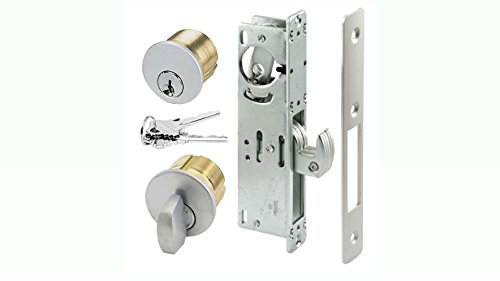 Lock Boxes For Sliding Gates : Hook Deadbolt Mortise Gate Lock : Weldable Steel Lock Box by JRE