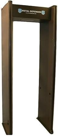 Metal Defender paseo por detector de metal de repuesto para Ranger 6 zona - nuevo: Amazon.es: Electrónica