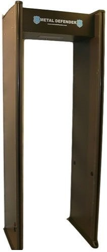 Walk Through Metal Detector For Entertainment Venues or Events by Metal Defender