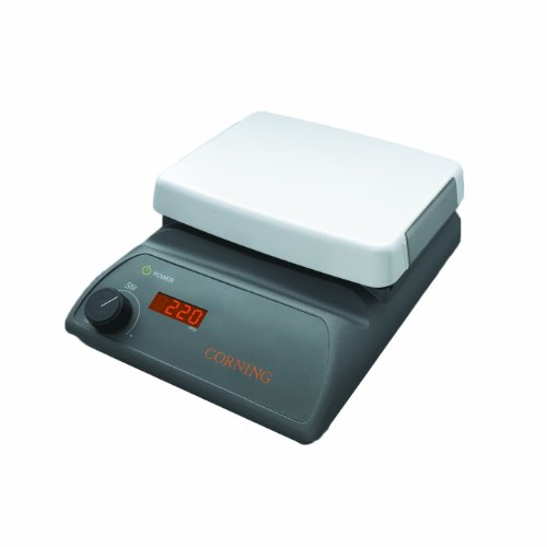 Corningware 6797-210 PC-210 Magnetic Stirrer with 4 x 5-I...