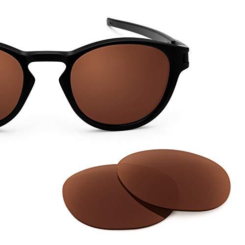 Polarizados Marrón De Oakley Para Fit Lentes Opciones Repuesto Asian — Latch Elite Oscuro Múltiples 7wtndvq