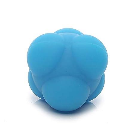 Bolas de Masajes Pelota de reacción Hexagonal de Velocidad de ...