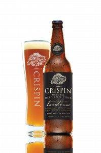 Woodchuck Cider (Crispin Hard Apple Cider Glass | Set of 2 Glasses)