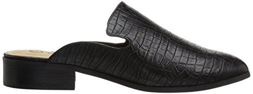 Vita Bella Briar Black Ii Crocodile Flat Women's wwrfd0