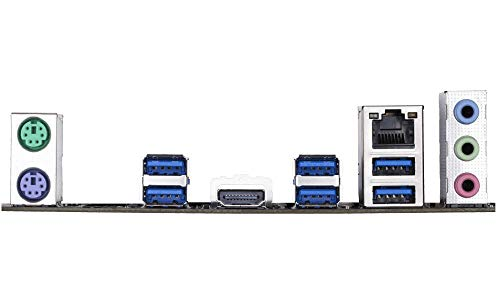 Fierce GOBBLER High-End RGB Gaming PC - Fast 4 5GHz Hex-Core Intel Core i7  8700K, 2TB Hard Drive, 16GB 2666MHz, NVIDIA GeForce GTX 1060 6GB, Windows