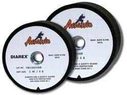 80 Grit 2x4 4 X 2 Assassin Black Silicon Carbide Grinding Wheel