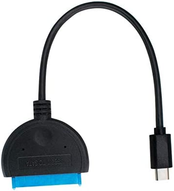 Williamly - Cable Adaptador USB C a SATA, Cable de Conector de ...