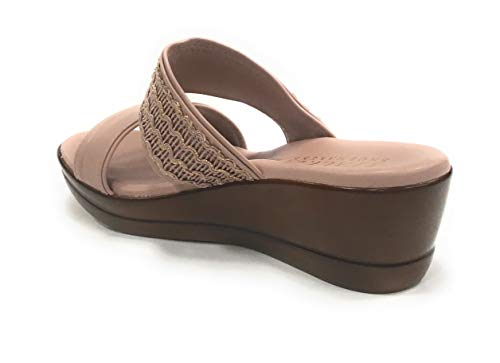 Shoemakers Pink Sandal Lorel Women's Slide ITALIAN COqdfwnf