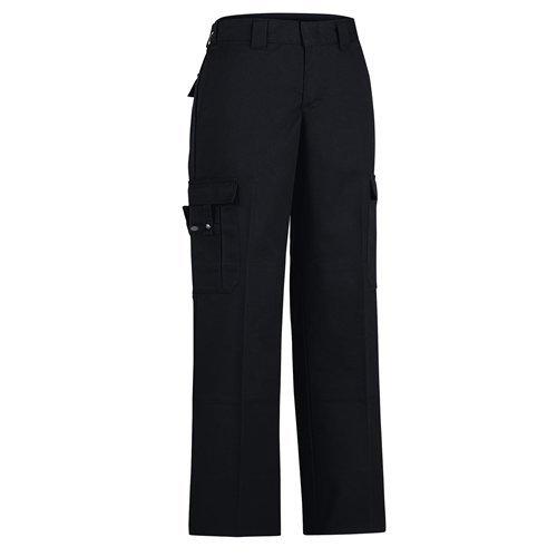 Dickies Women's Flex Comfort Waist EMT Pant Black 6 Fp2377Bk 6Uu