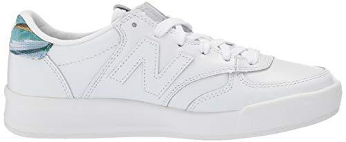 Pb New Blanc white Femme Wrt300 print Balance Baskets 1qw01fT