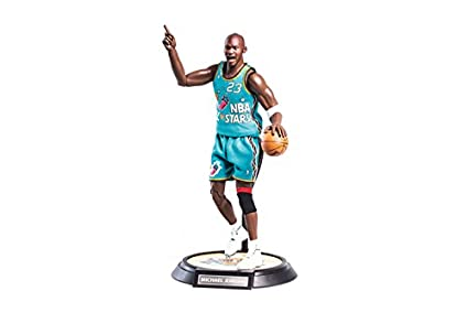 9bbb6948a5824c NBA Michael Jordan 1996 All-Star Game 1 6 Scale Real Masterpiece Action  Figure