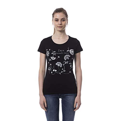 Women v F T e Francesca By Black shirts Versace w4XS6X75aq