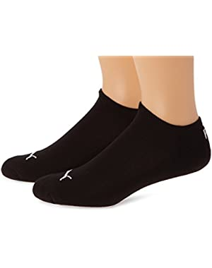 Mens & Ladies 2 Pair Puma Sneaker Sock