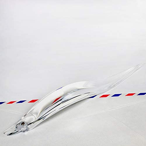 Desk Accessories Paper Clear Acrylic Letter Opener for Letter Envelope TOP Simple Design Office Supplies COM