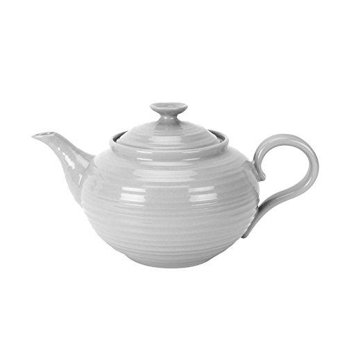 (Portmeirion Sophie Conran Grey Teapot)