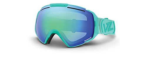Von Zipper GMSN7ELK Brainblast Mint El Kabong Visor Goggles Lens Category 2 - Womens Von Goggles Zipper