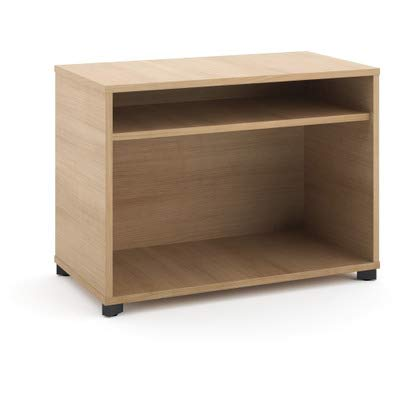 HON The Company BSXMG30FOWHA1 Manage File Center with 2 Open Shelves, 30-Inch, Wheat ()